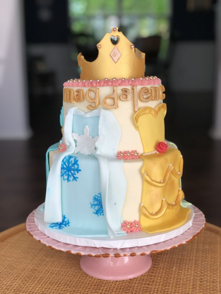 disney-princess-cake