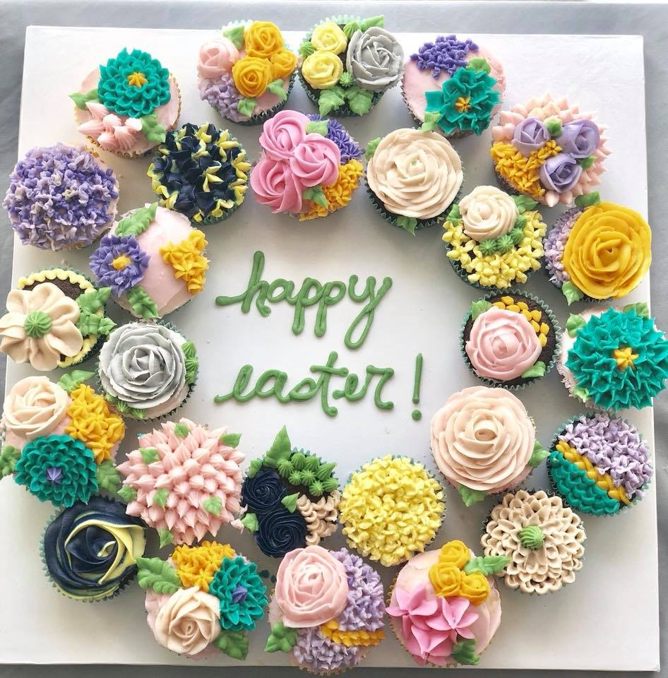 floral-easter-cupcake-wreath